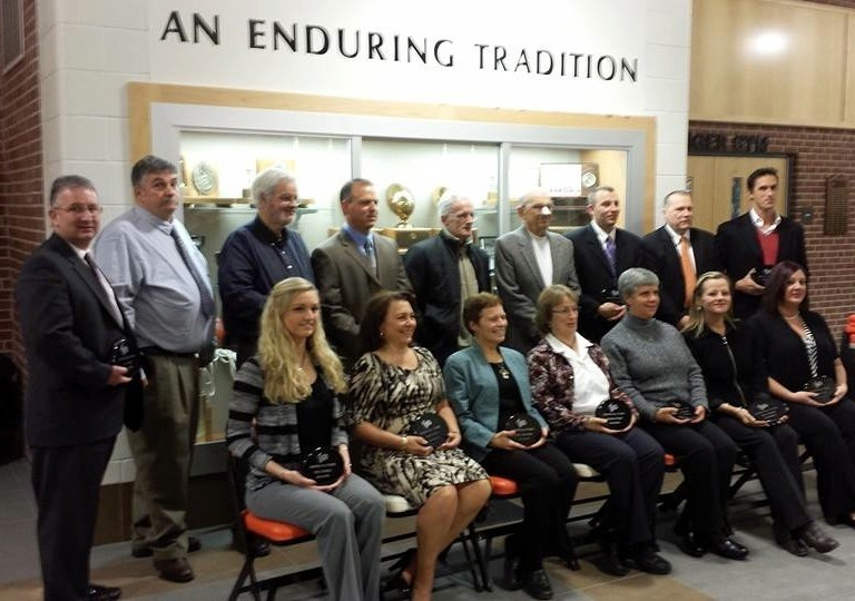 2013 HALL OF HONOR: