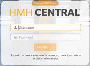 HMH Central