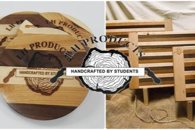 LH Products cutting boards