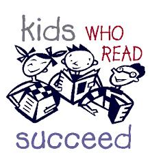 Kids who read