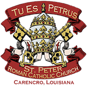st peter roman catholic church