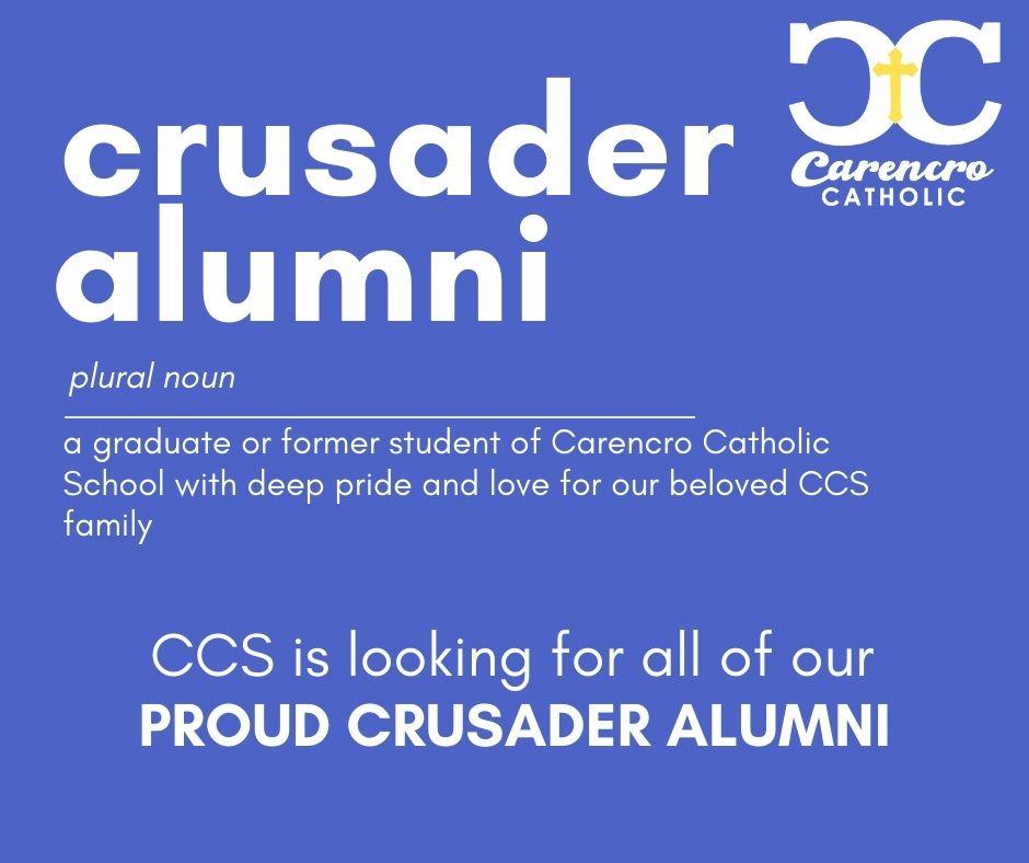 crusader alumni