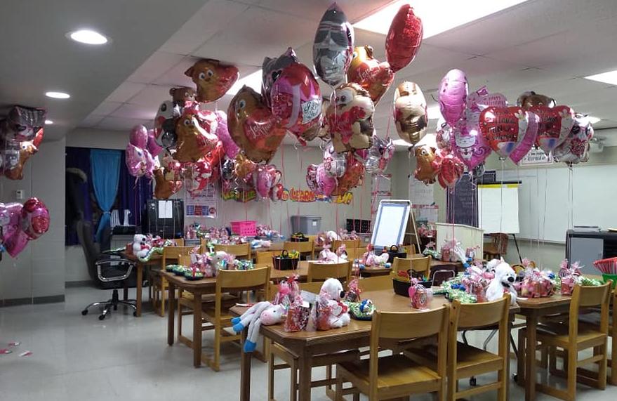 Valentine Sales