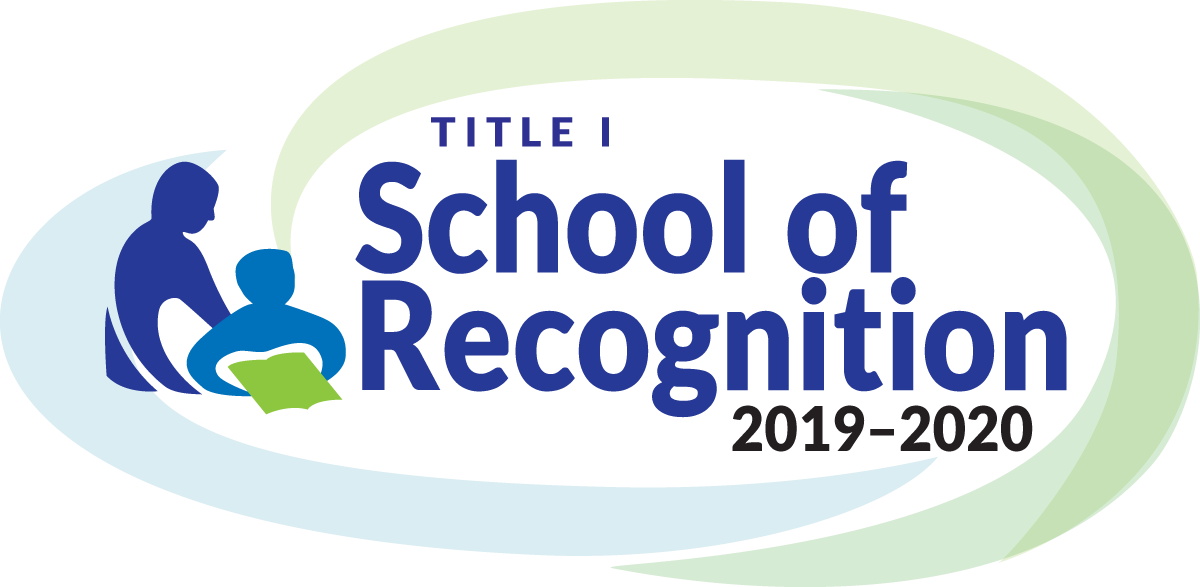 Title of School of Recognition 2019-2020