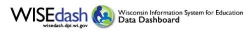 Wisedash, Wisconsin Information System for Education Data Dashboard