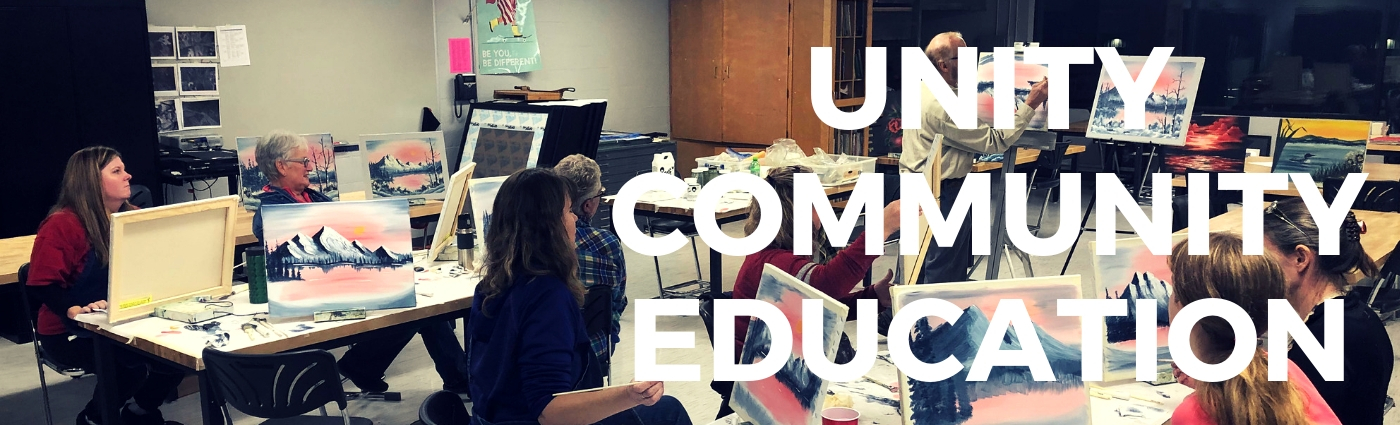 Unity Community Education