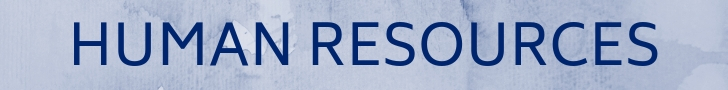 Human Resources banner