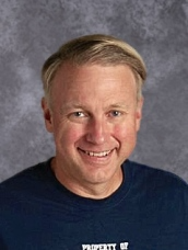 Photo of Andy Brown