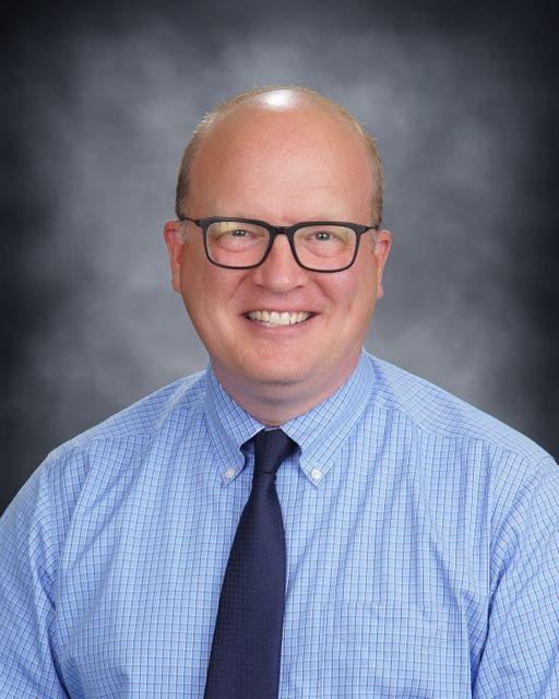photo of Brandon Robinson, District Administrator