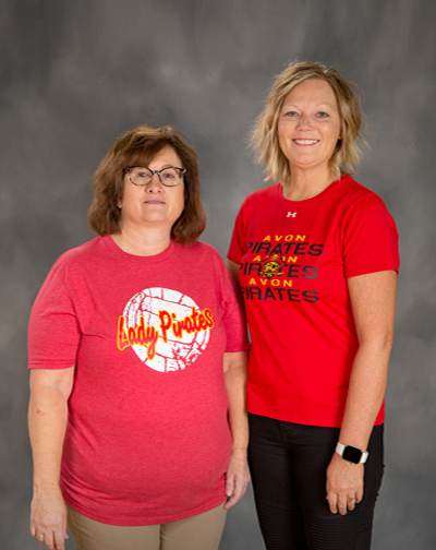 Coaches: Connie Gretschmann and Tina Cameron