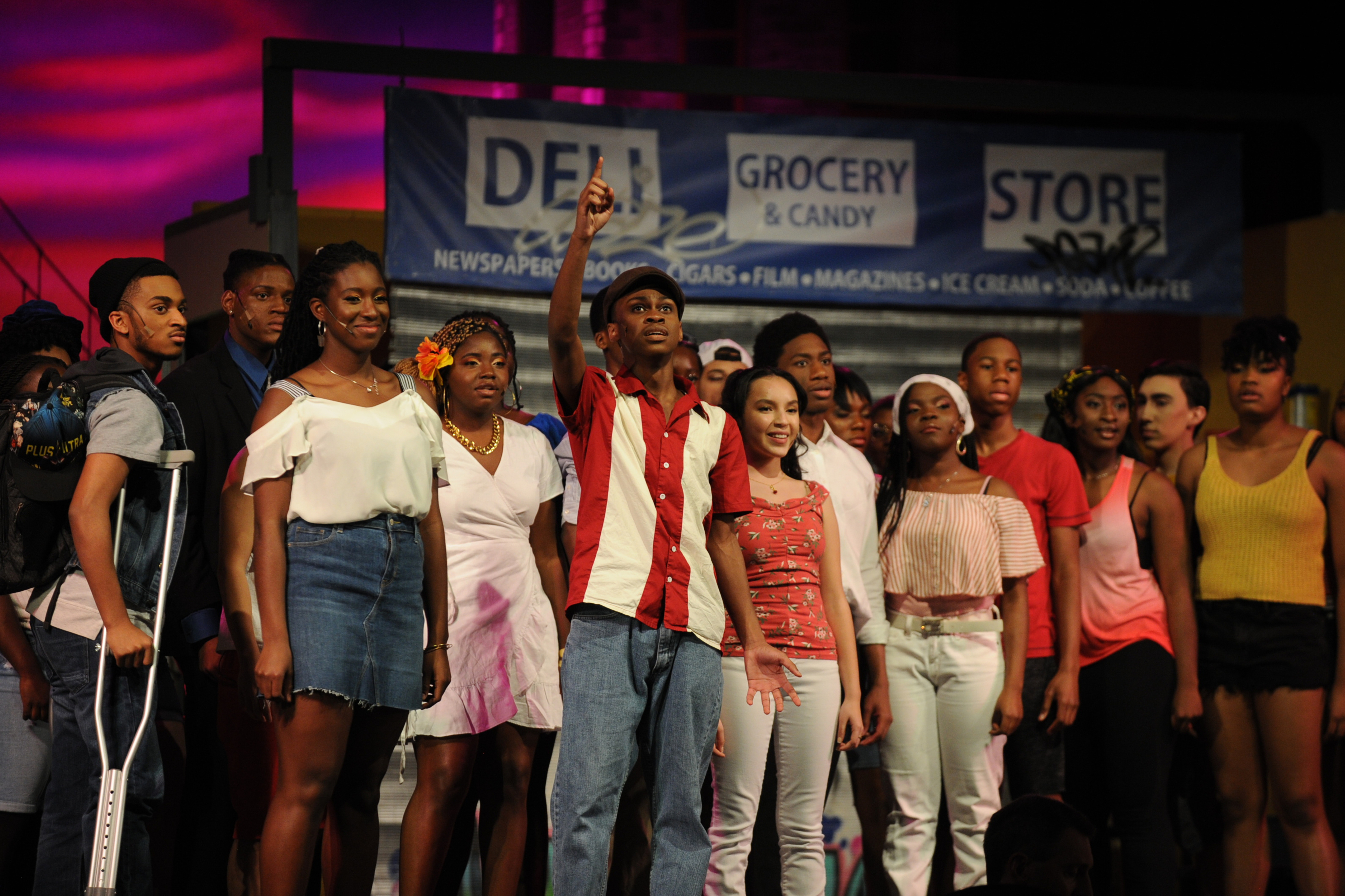 In The Heights Performance