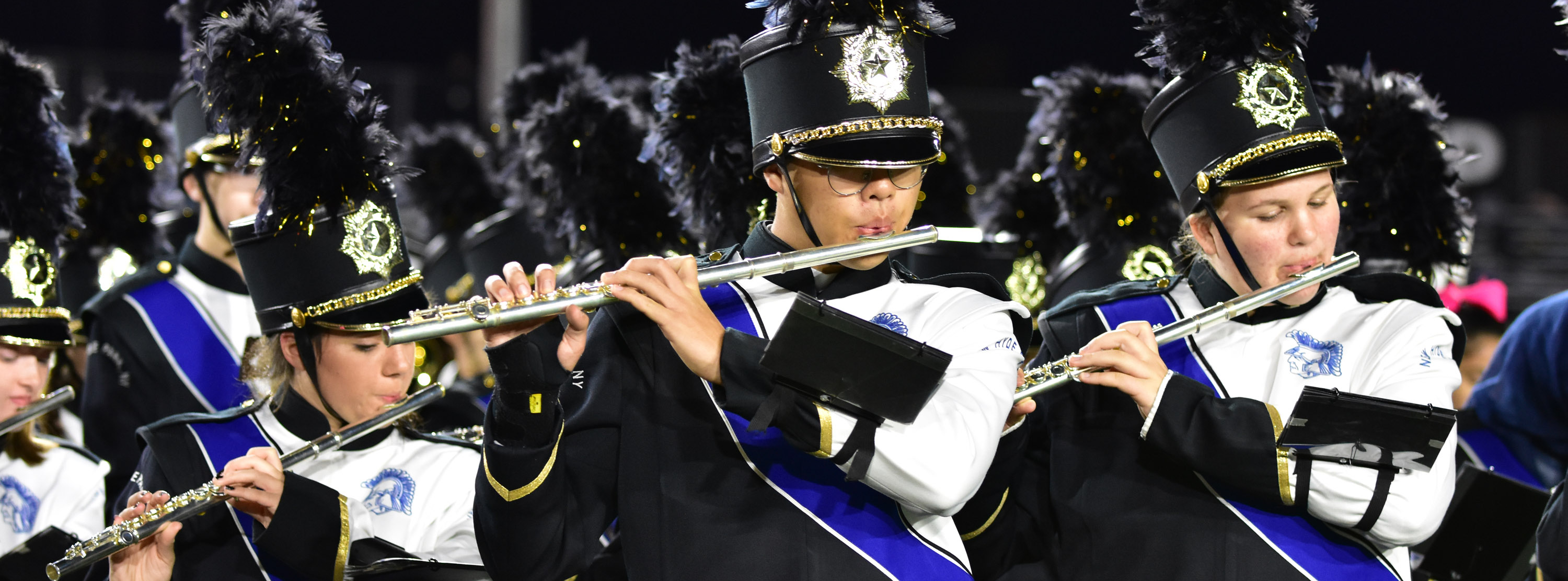 NHP Marching Band