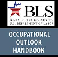 BLS occupational outlook handbook