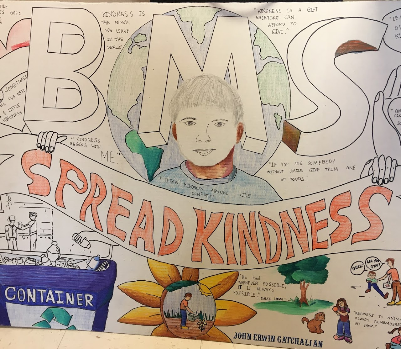 Spread Kindness Mural