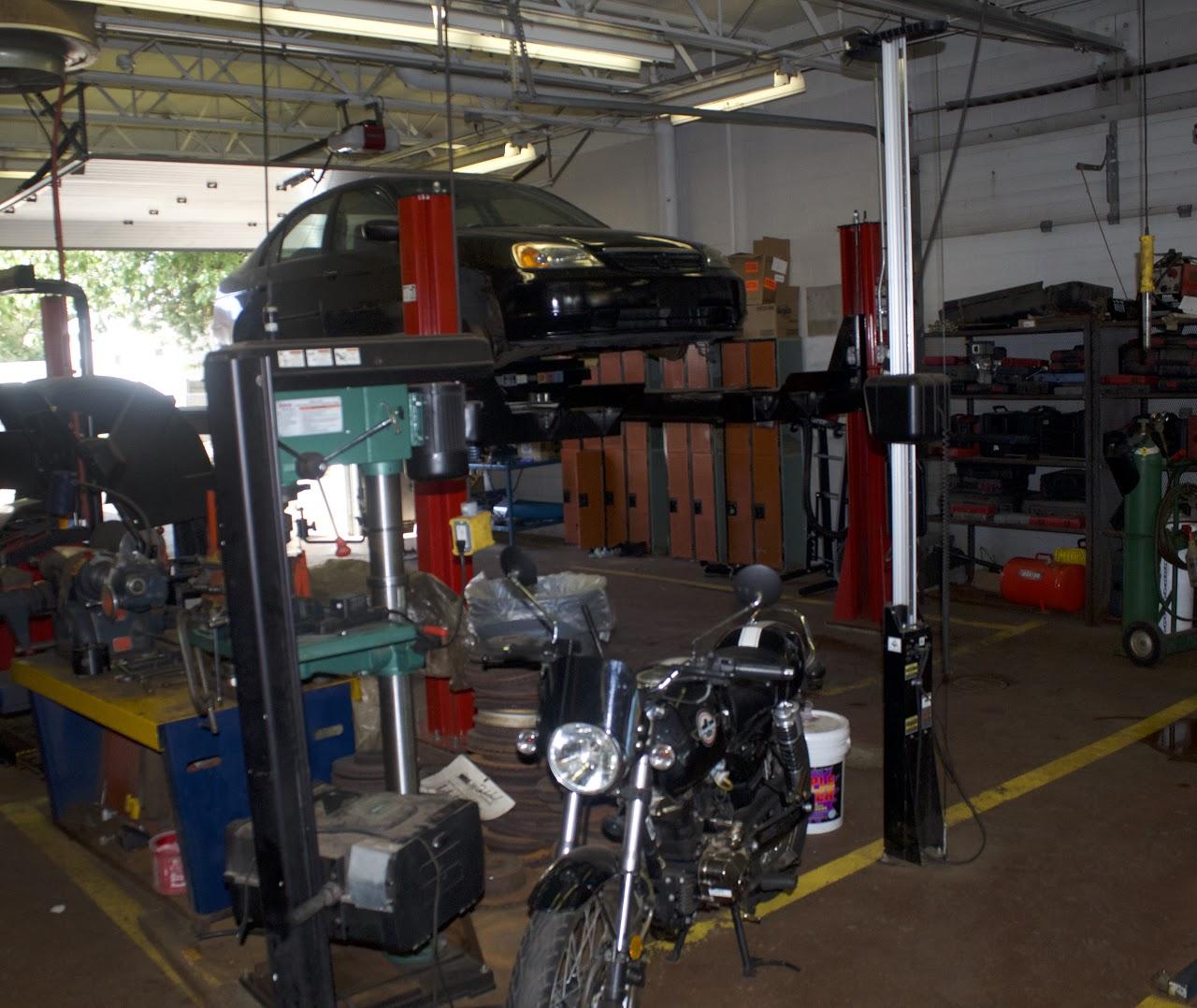 Automotive Technology Class