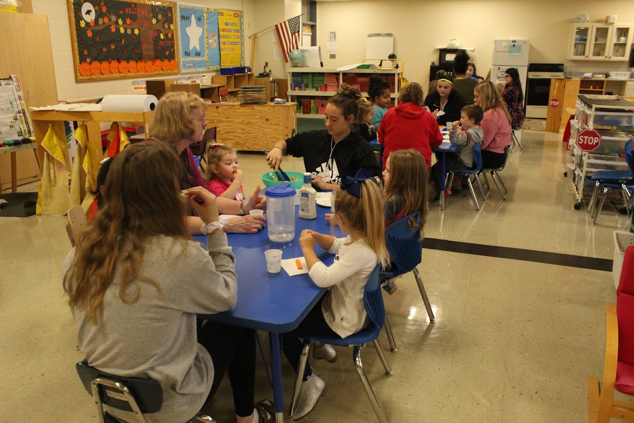 Early Education Lunch Time