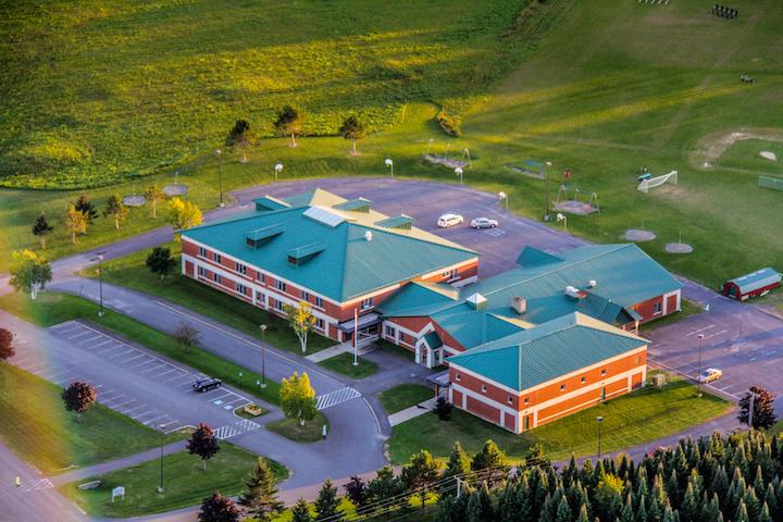 HSS Aerial view