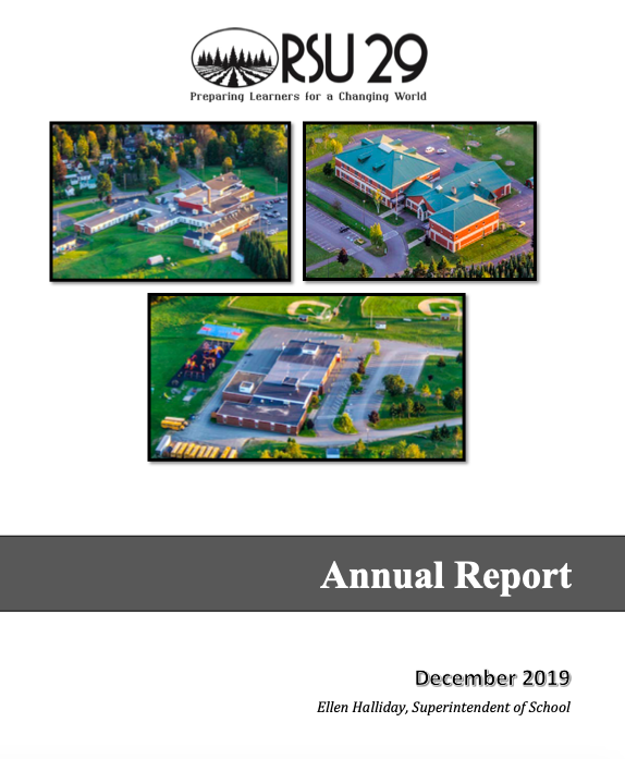 District Report Cover
