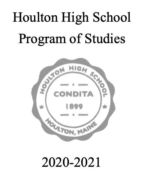 Program of Studies cove