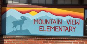 mt view elementary sign