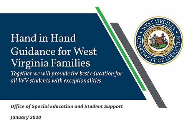 Hand in Hand Guidance Booklet