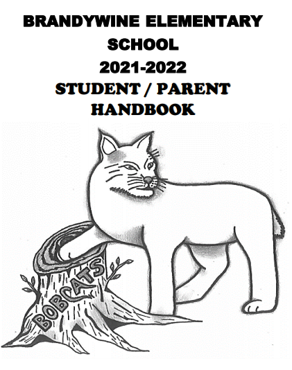 Student Handbook Cover