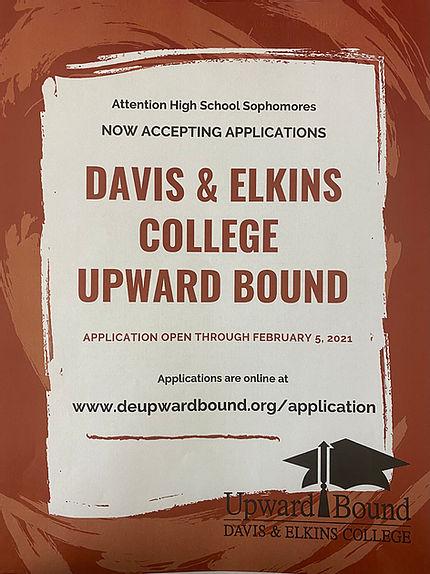 david and elkins college upward bound