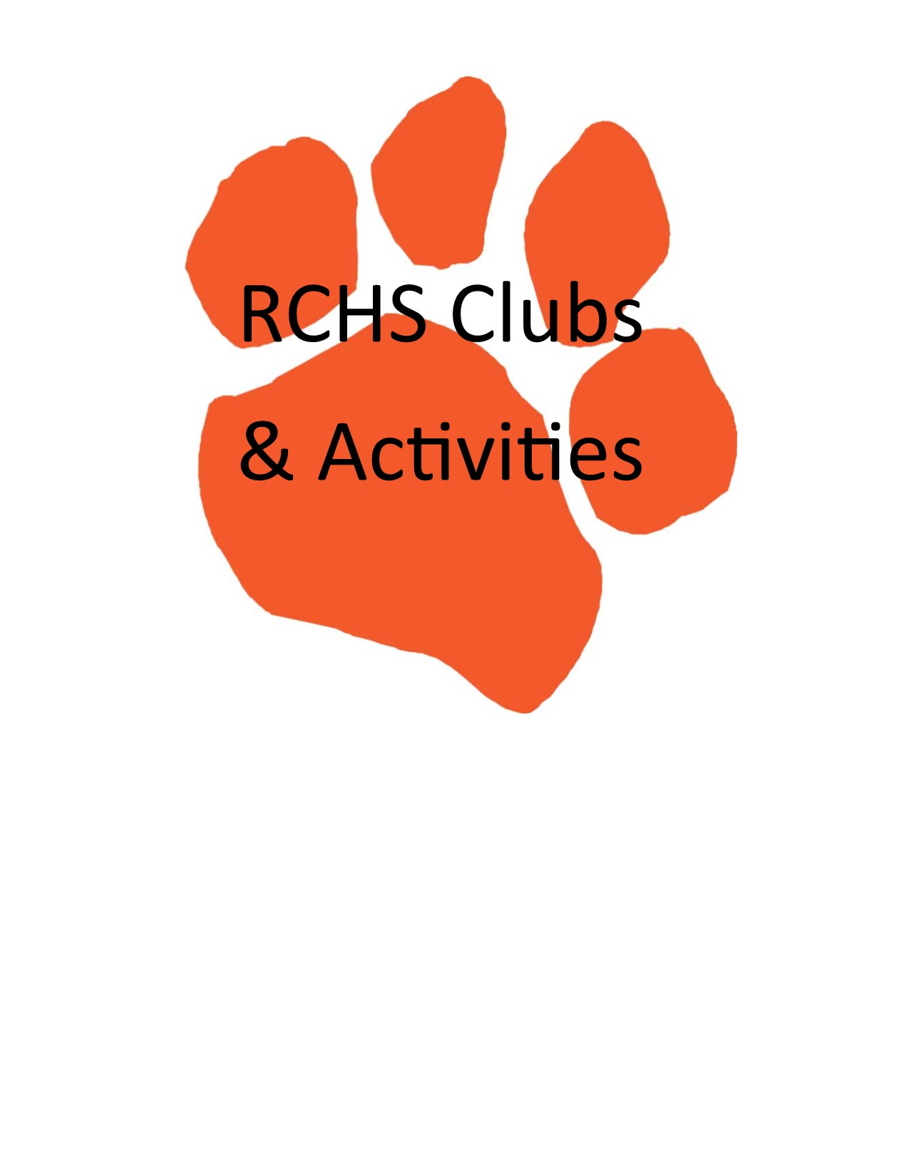 Clubs & Activities