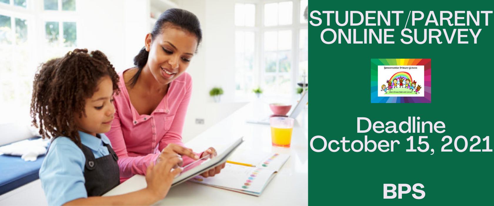 Student/Parent Survey