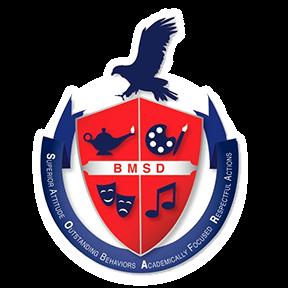 BMSD Thumbnail crest logo