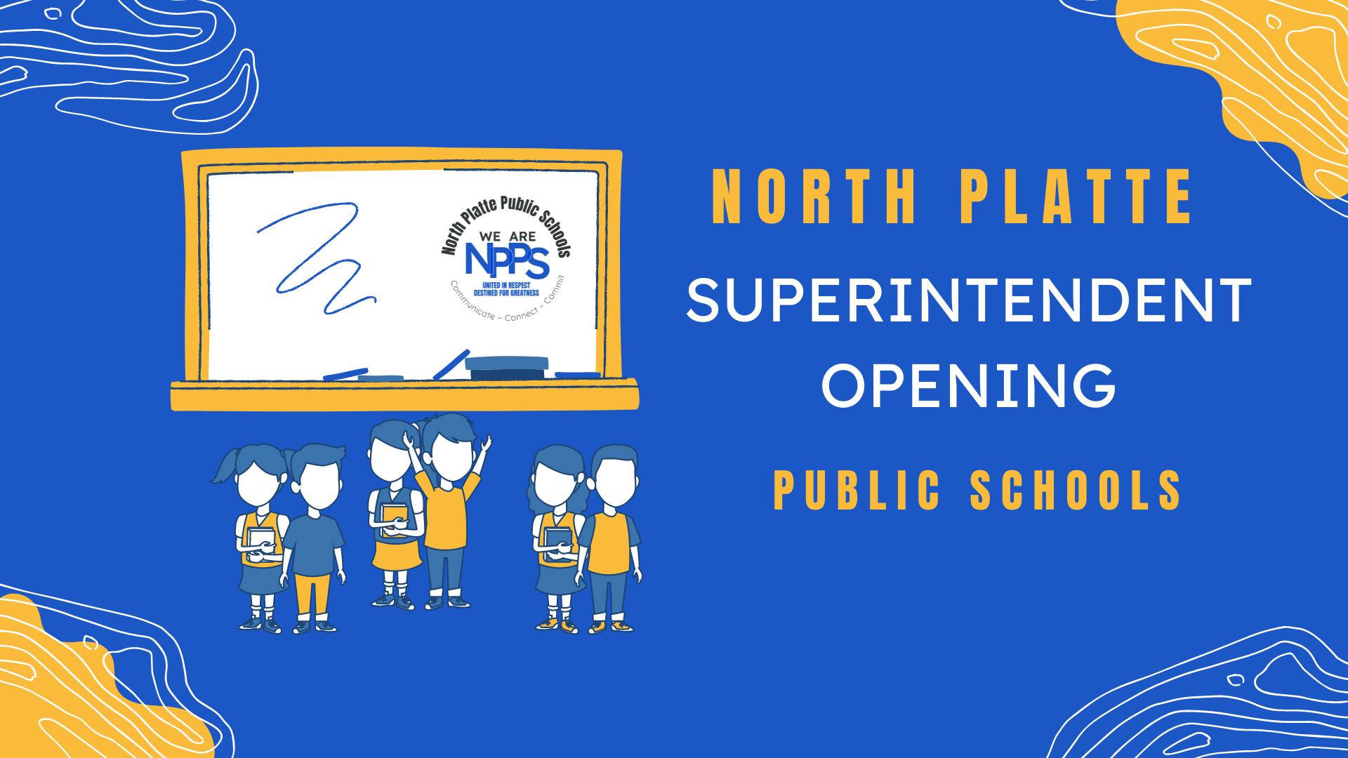 Superintendent Opening