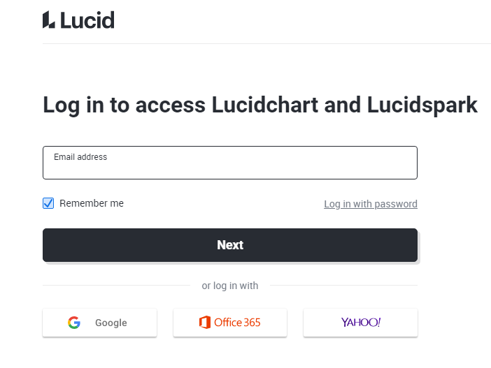 Lucid Chart