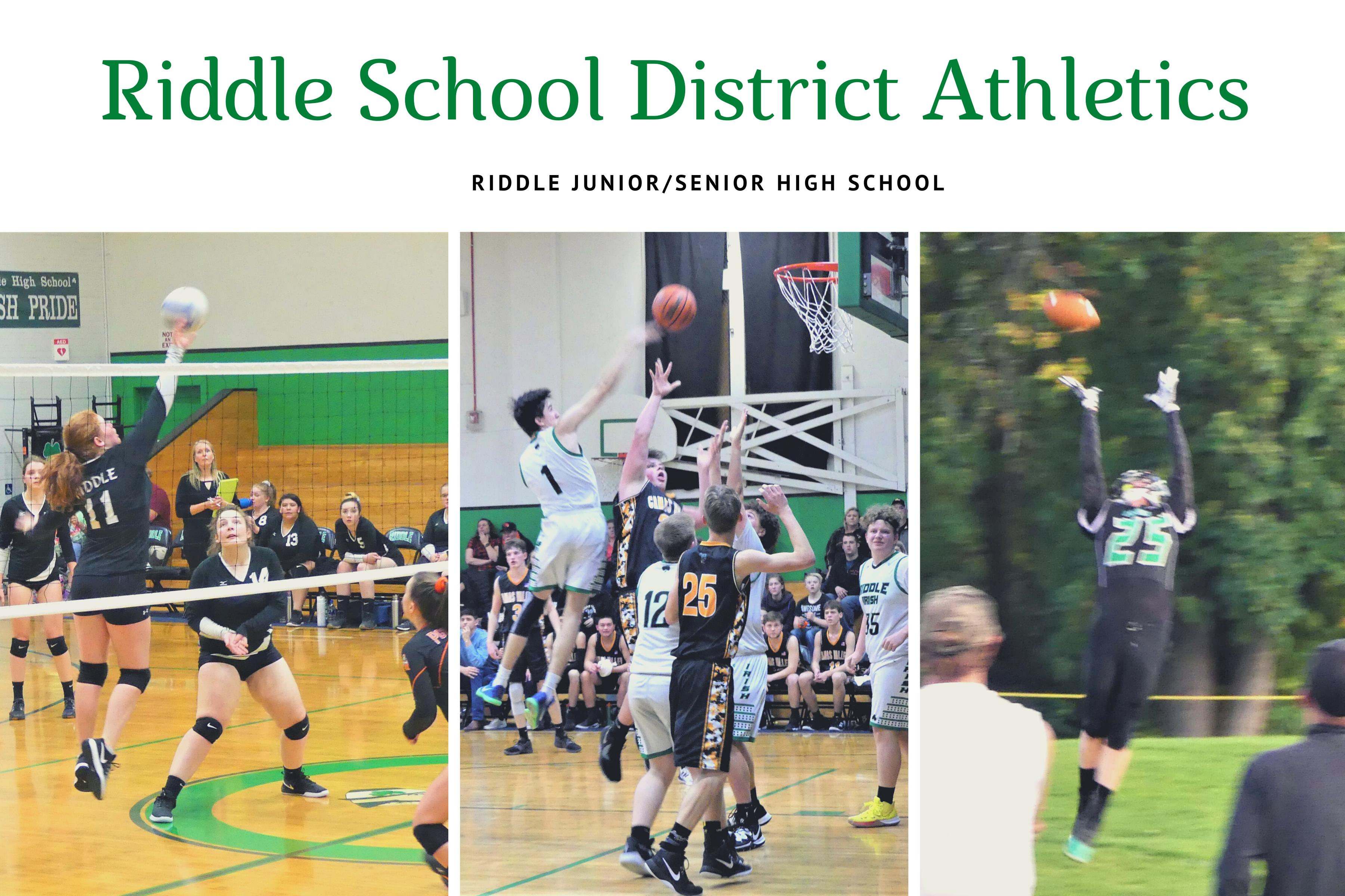 Riddle School District Athletics