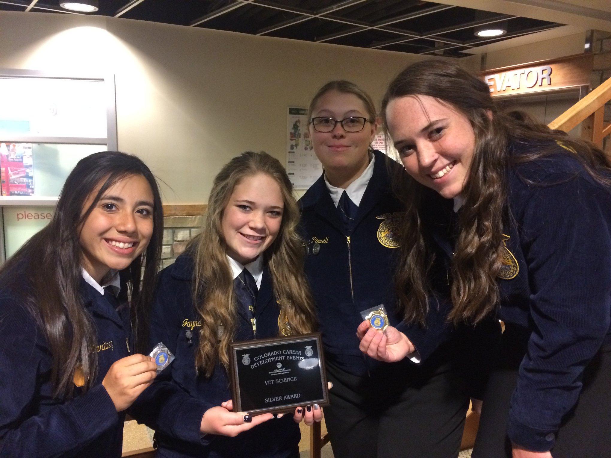 Vet Science Award