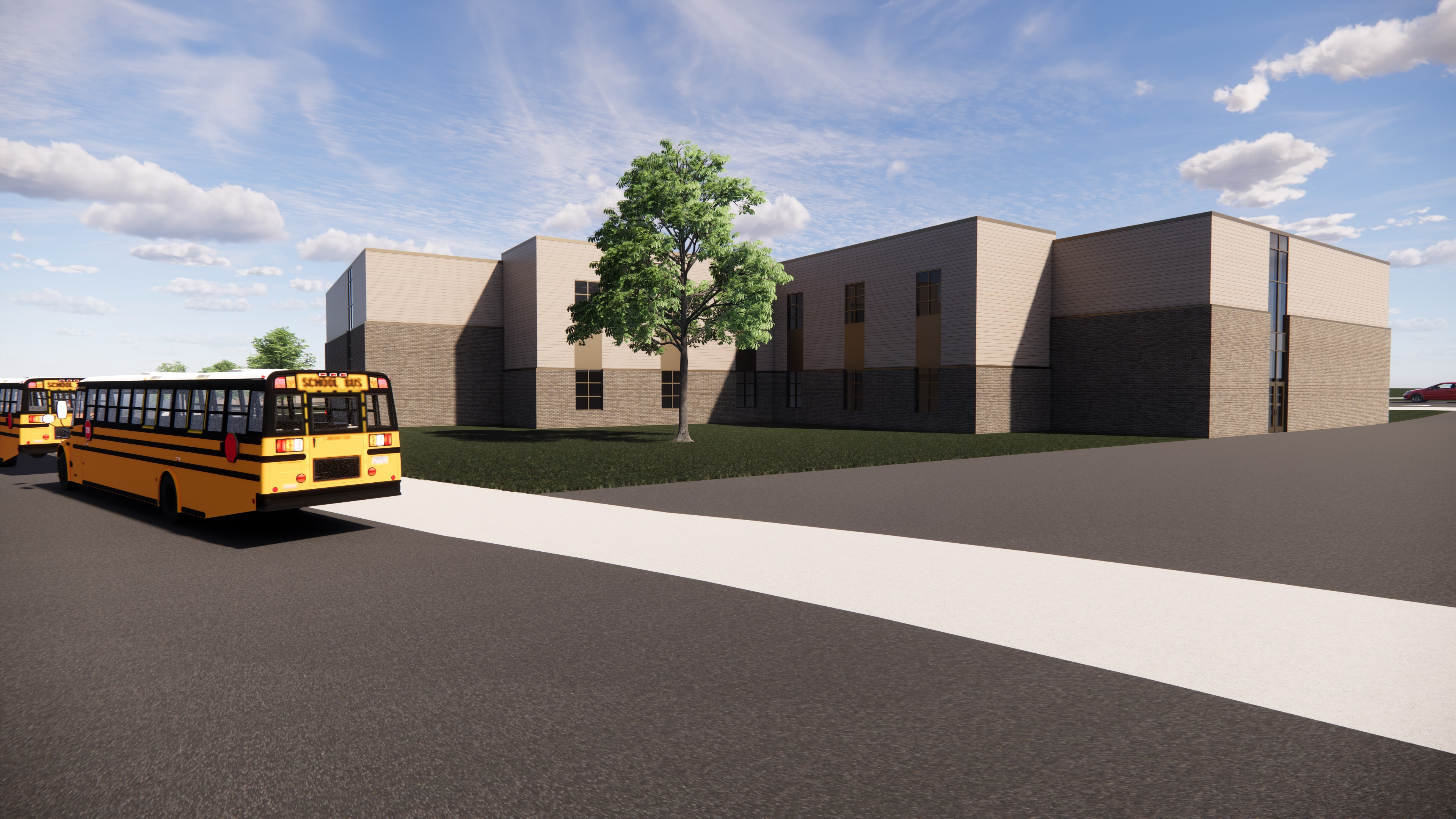 Middle School Northwest View
