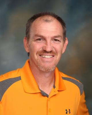 Jason Swearingin Head Coach