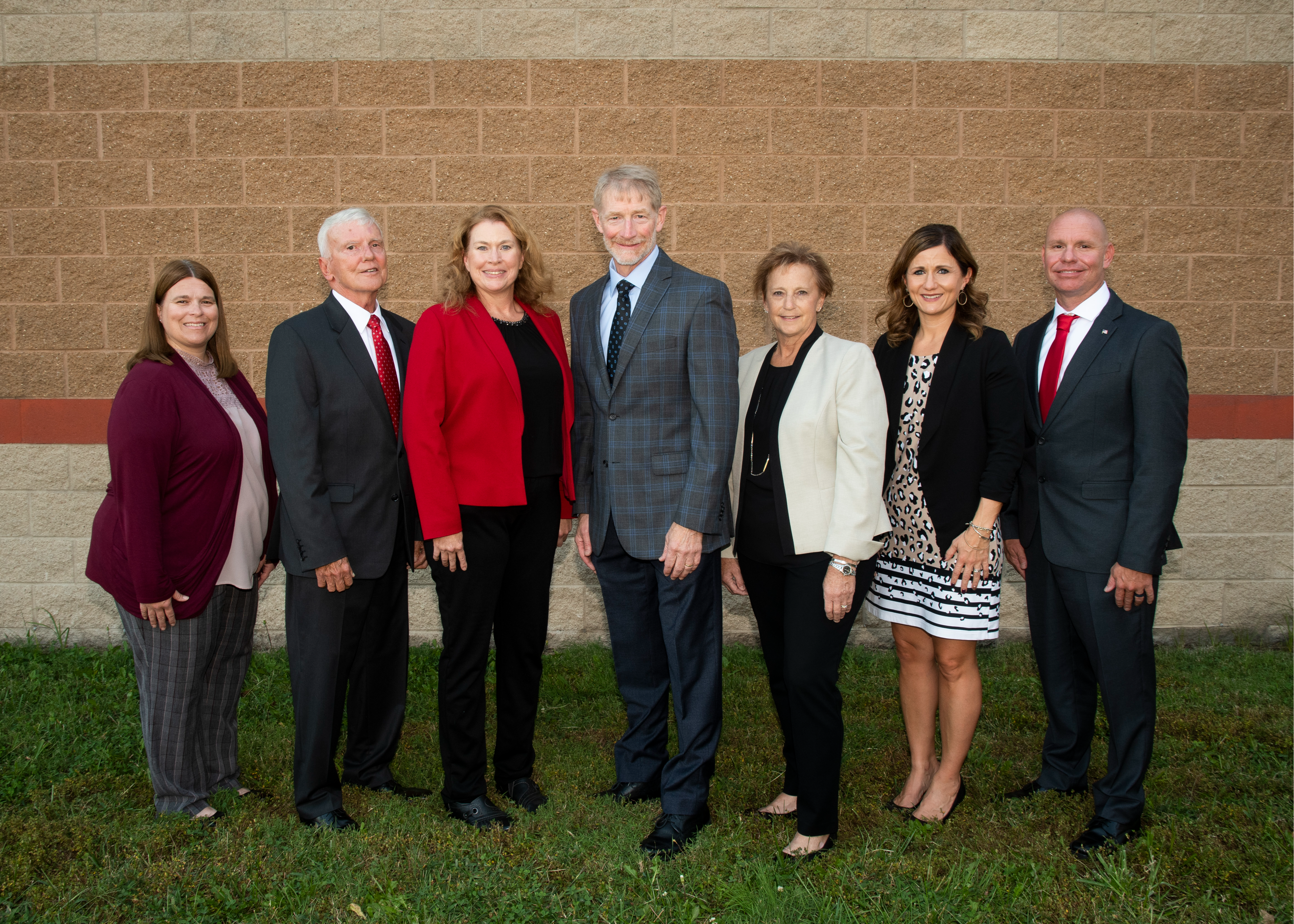 Board Members Together