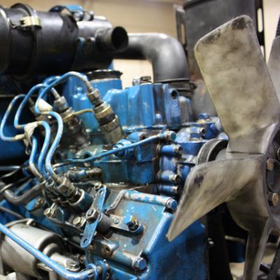 Power Equipment Mechanics