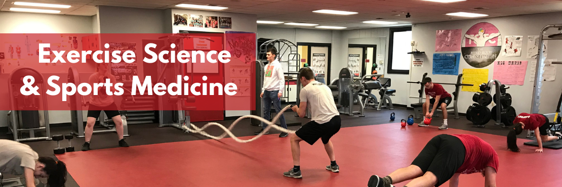 Exercise Science & Sports Medicine banner