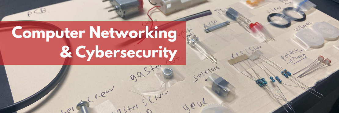 Computer Networking and Security Banner
