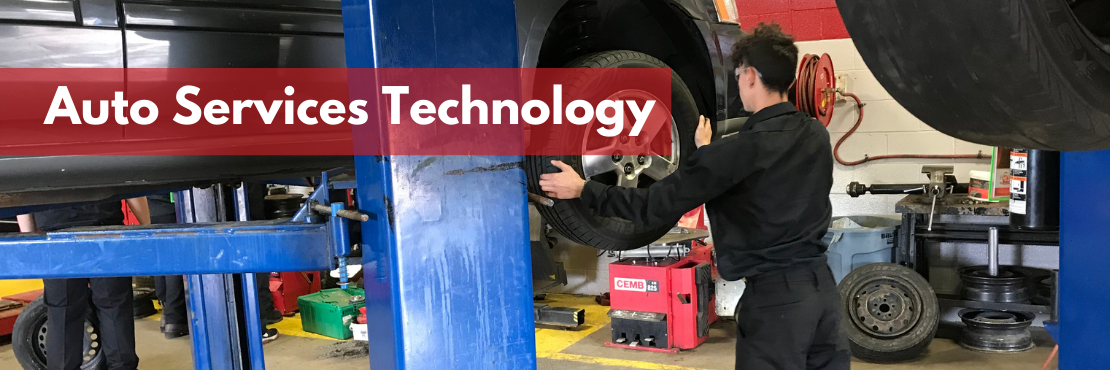 Auto Services Technology Banner