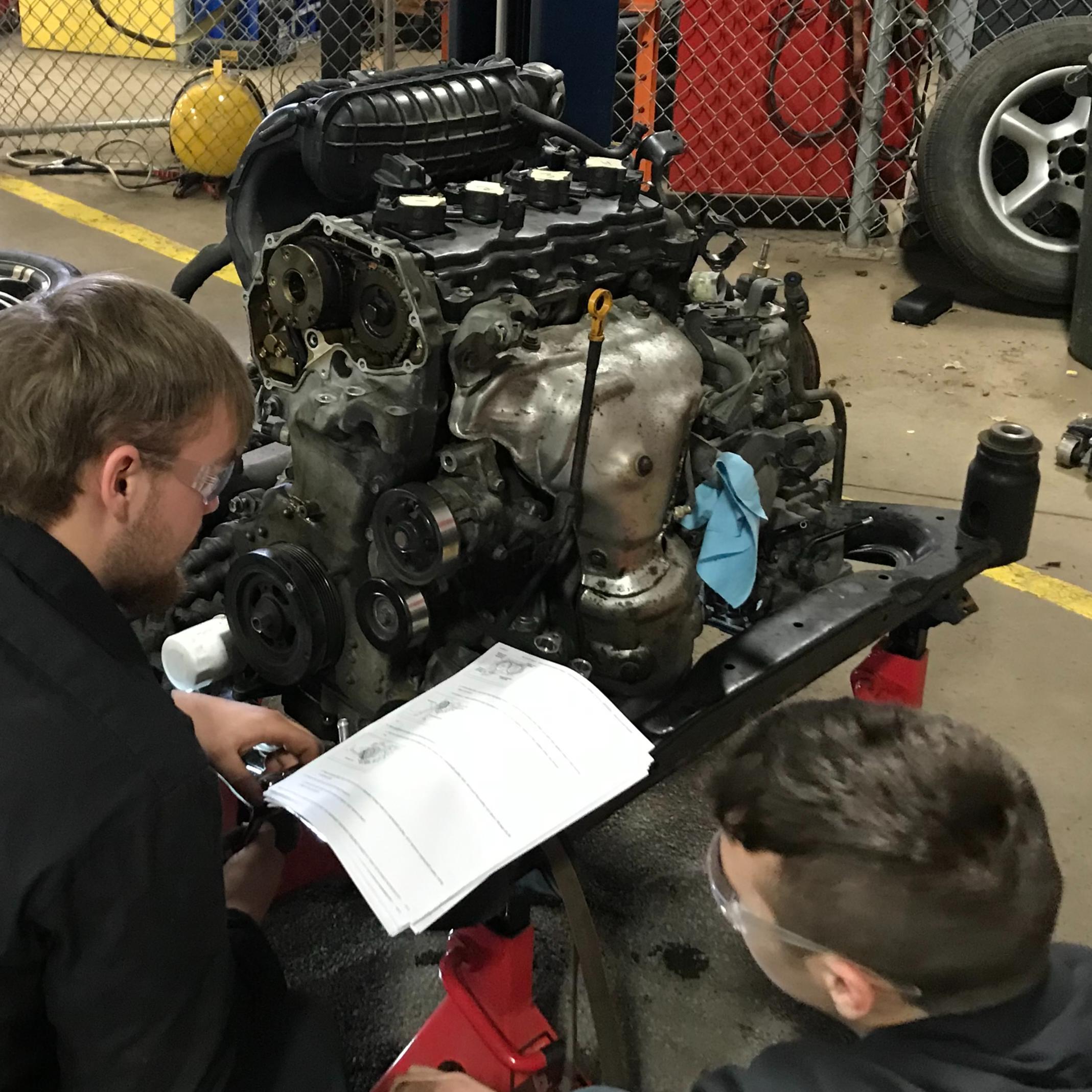 Automotive Services Technology