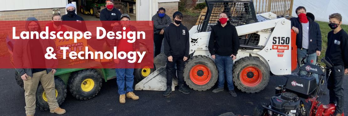 Landscape Design & Technology banner