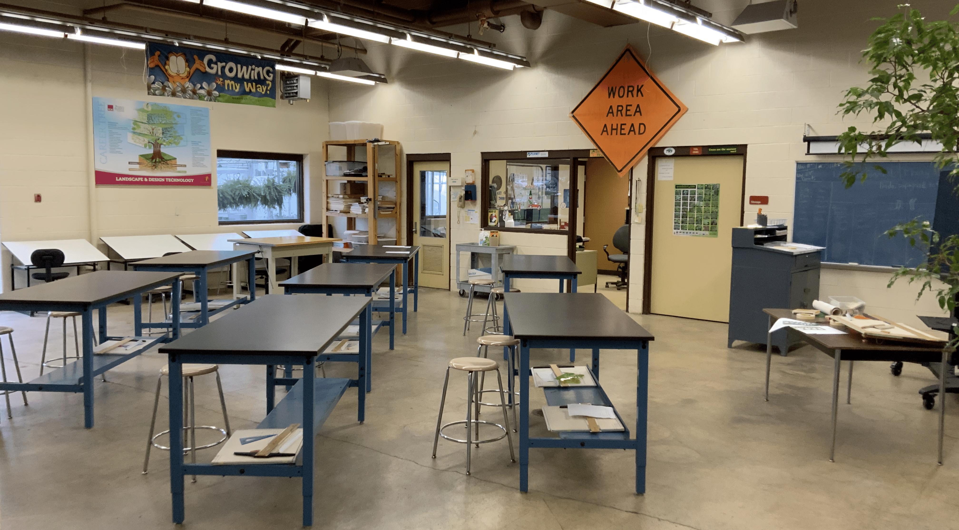 Landscape program lab