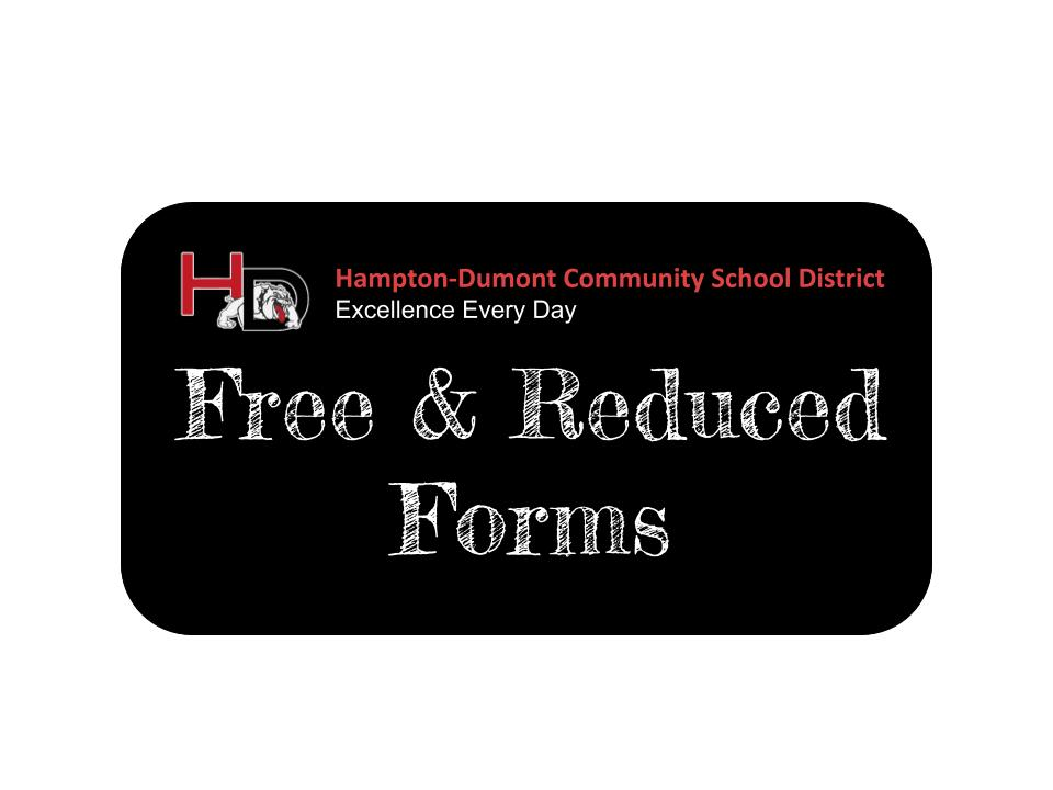 Free & Reduced Forms