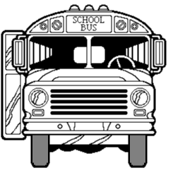 school_bus_BW