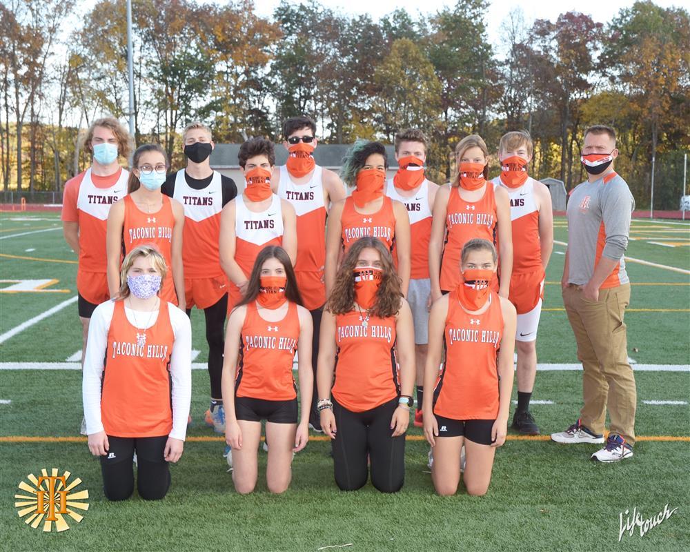 Fall sports team