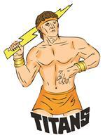 Titan cartoon