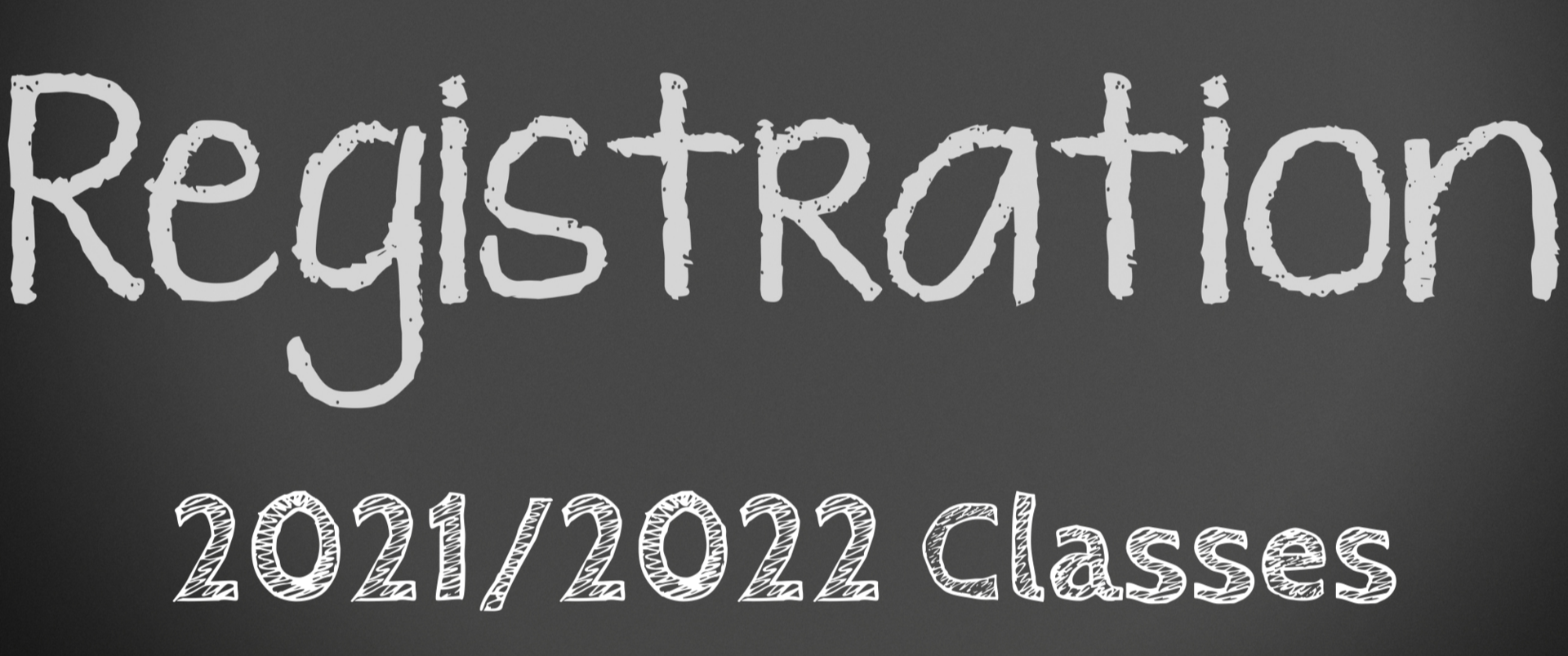 Registration 2021-2022