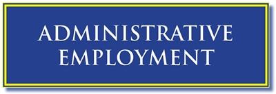 administrative employment